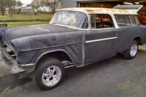 1955 Chevrolet Bel Air/150/210 Nomad