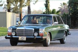 1976 Mercedes-Benz 300-Series Diesel, 99k Orig Miles