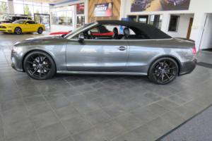 2015 Audi RS 5 Cabriolet 2dr Cabriolet