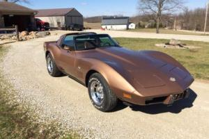 1978 Chevrolet Corvette Base