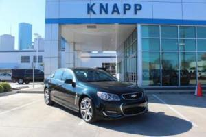 2017 Chevrolet SS SEDAN QUALIFIED ZIP CODE $10064 off from $50320