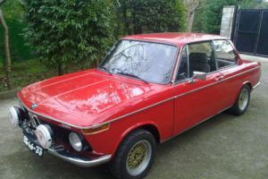 1974 BMW 2002 1602