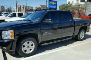 2012 Chevrolet C/K Pickup 1500 Crew Cab LTZ 4X4 Z71 *SEE REAR BUMPER*
