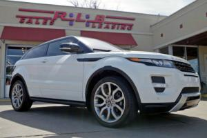 2012 Land Rover Evoque Dynamic Premium