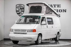 1997 Volkswagen EuroVan Camper 1 Owner Service Completed