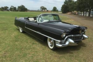 1955 Cadillac convertable