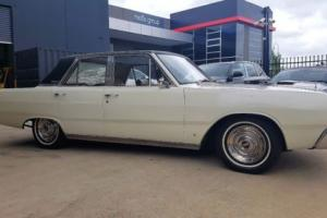 1968 CHRYSLER VALIANT VIP 273 V8 2 OWNER SURVIVOR ! WOW !!! WITH BOOKS !! Photo