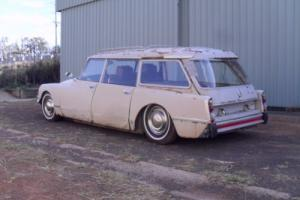 1974 CITROEN DS 23 BREAK Station Wagon, Very Rare! May Suit Holden, Ford Buyer