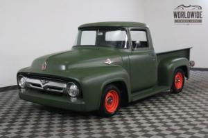 1956 Ford F100 CUSTOM 351 V8. MANUAL. MUST SEE!