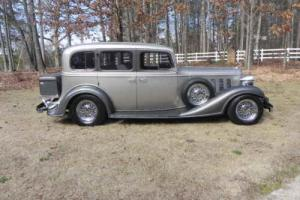 1933 Buick 57 Series 57 Series Door Sedan