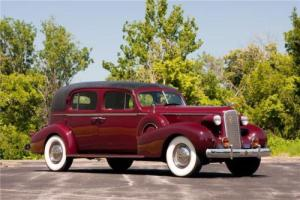 1937 Cadillac 37-7509F