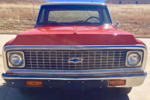 1972 Chevrolet C-10