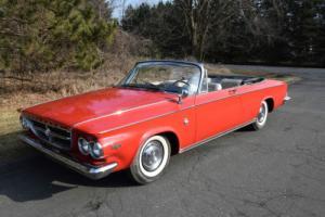 1963 Chrysler 300 Series Convertible