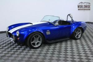 1965 Ford COBRA FACTORY FIVE 427. 5.0L FUEL INJECTED
