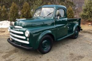 1950 Dodge Other Pickups B2-B