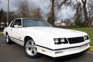 1983 Chevrolet Monte Carlo Photo