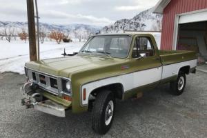 1973 Chevrolet C/K Pickup 2500