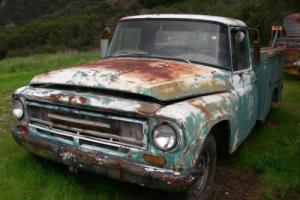 1960 International Harvester Other service body
