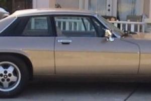 1987 Jaguar XJS Coupe