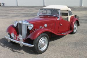 1952 MG T-Series Photo
