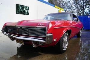 1969 Mercury Cougar 351 4BBL V8 WITH PS, PB