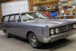 1965 Mercury Commuter 390 v8 6 Passenger Clean California Wagon! for Sale
