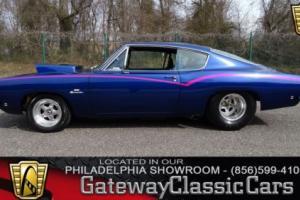 1968 Plymouth Barracuda -- Photo