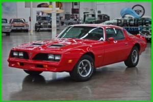 1978 Pontiac Firebird Photo