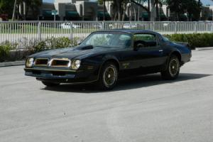 1976 Pontiac Trans Am FACTORY A/C PS PW PB REAL WS4 TRANS AM