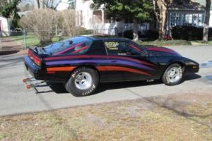 1987 Pontiac Firebird Custom Build
