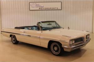 1962 Pontiac Bonneville Convertible --