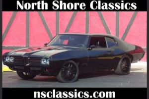 1969 Pontiac GTO -Custom Pro Touring-LS1 Fuel injected- SEE VIDEO Photo