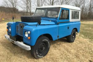 1969 Land Rover Other