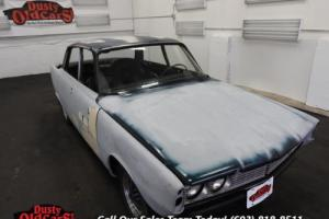 1969 Rover 2000 TC Runs Needs Completion Engine Rebuilt 4 spd man Photo