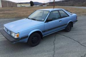 1988 Subaru Loyale