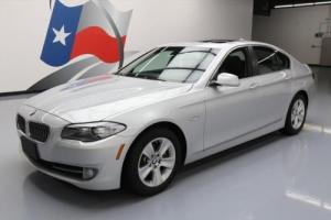 2013 BMW 5-Series 528I SEDAN AUTO TURBO SUNROOF XENONS