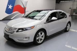 2012 Chevrolet Volt PREM HYBRID ELECTRIC NAV REAR CAM