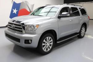 2015 Toyota Sequoia LIMITED 4X4 7-PASS SUNROOF NAV