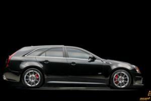 2014 Cadillac CTS CTSV