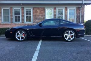 2002 Ferrari 575 575M