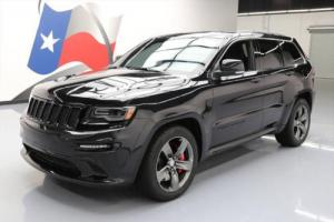 2015 Jeep Grand Cherokee SRT 4X4 HEMI PANO ROOF NAV DVD