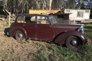 1948 Daimler D18 Sedan