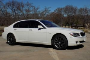 2008 BMW 7-Series 750Li Photo
