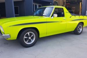 1979 HOLDEN HZ SANDMAN TRIBUTE UTE