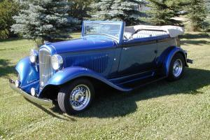 1932 Plymouth PB convertible | eBay Photo