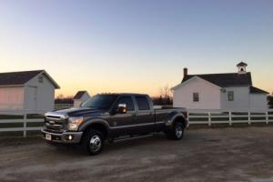 2014 Ford F-350 Dually
