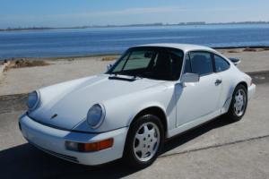 1990 Porsche 964 911, 964, C2
