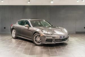 2014 Porsche Panamera 4dr Sedan