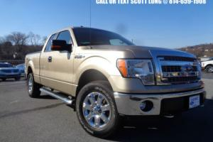 2013 Ford F-150 2013 Ford F-150 Super Cab 4x4 Gold XLT 38K Miles