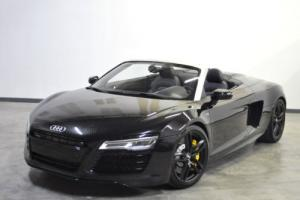 2014 Audi R8 V10 Spyder Rare 6 Speed Manual